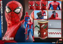 Load image into Gallery viewer, Hot-Toys-Spiderman-Classic