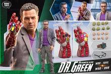 Load image into Gallery viewer, Woo-Toys-Dr-Green