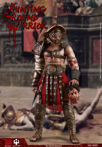 HaoYu-Hunting-Ground-Warrior