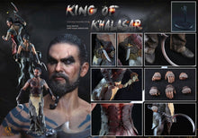 Load image into Gallery viewer, ThreeZero-Khal-Drogo
