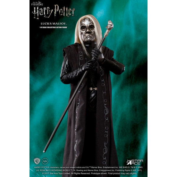 HARRY POTTER: LUCIUS MALFOY & DOBBY 2-PACK 1/6 Action