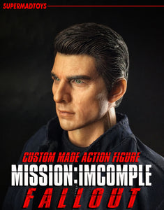 Super Mad Toys 1/6 - Impossible Mission Special Agent Hunt