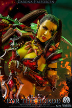 Load image into Gallery viewer, War-Story-Female-Orc-Assassin