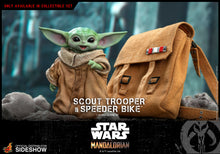 Load image into Gallery viewer, Hot-Toys-Baby-Yoda