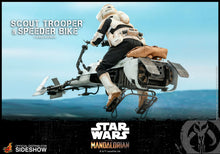 Load image into Gallery viewer, Hot-Toys-Speeder-Bike