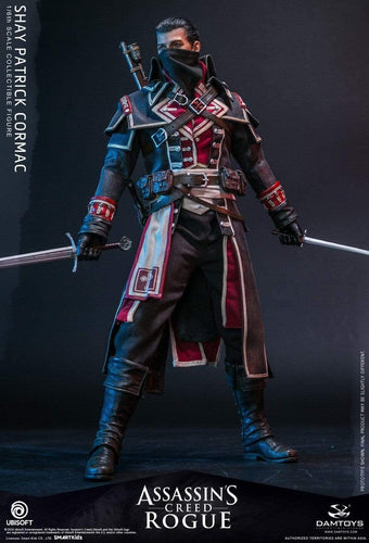 Damtoys 1/6 - Assassin's Creed Rogue: Shay Patrick Cormac