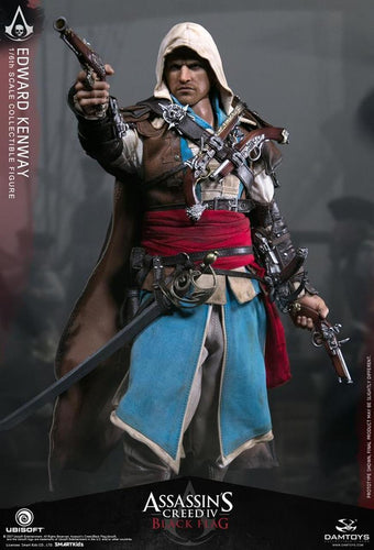 Damtoys 1/6 - Assassin's Creed IV Black Flag: Edward Kenway