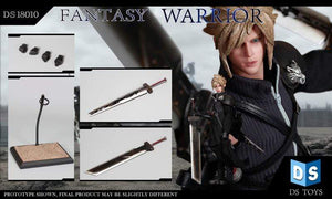 DS Toys 1/6 - Fantasy Warrior Cloud