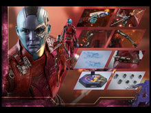 Load image into Gallery viewer, Hot Toys 1/6 MMS534 - Avengers Endgame: Nebula