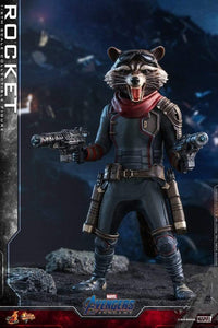 Hot Toys 1/6 MMS548 - Avengers Endgame: Rocket