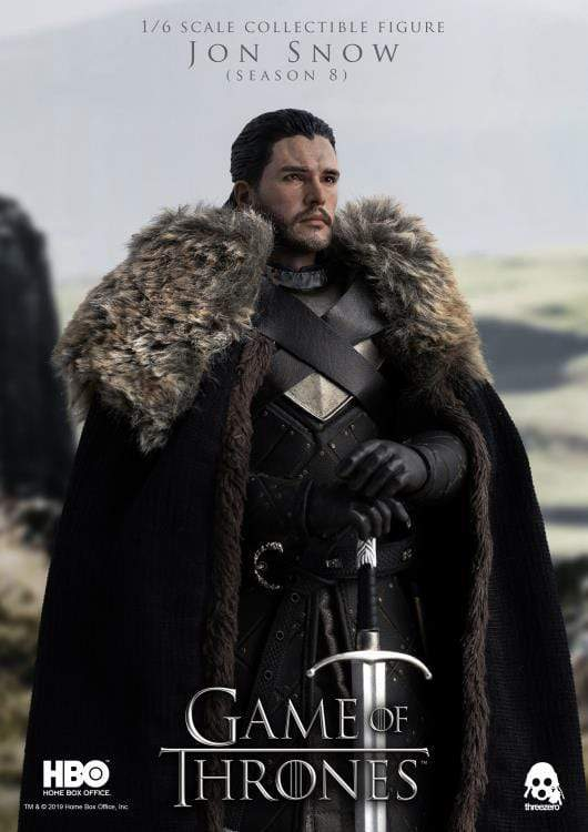 ThreeZero 1/6 - Game of Thrones: Jon Snow (Season 8)