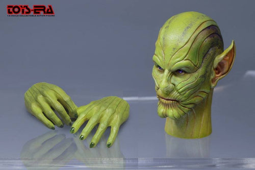 Toys Era 1/6 - Alien Head & Hand Set