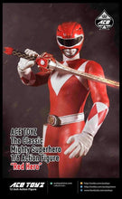 Load image into Gallery viewer, Ace Toyz 1/6 - The Classic Mighty Superhero Red Ranger