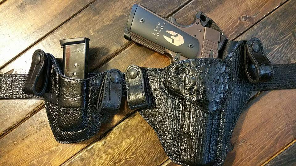 Hoplite IWB Single Mag Carrier