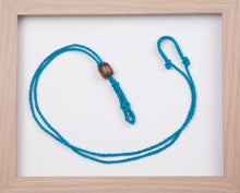 Load image into Gallery viewer, Turquoise Hemp Necklace