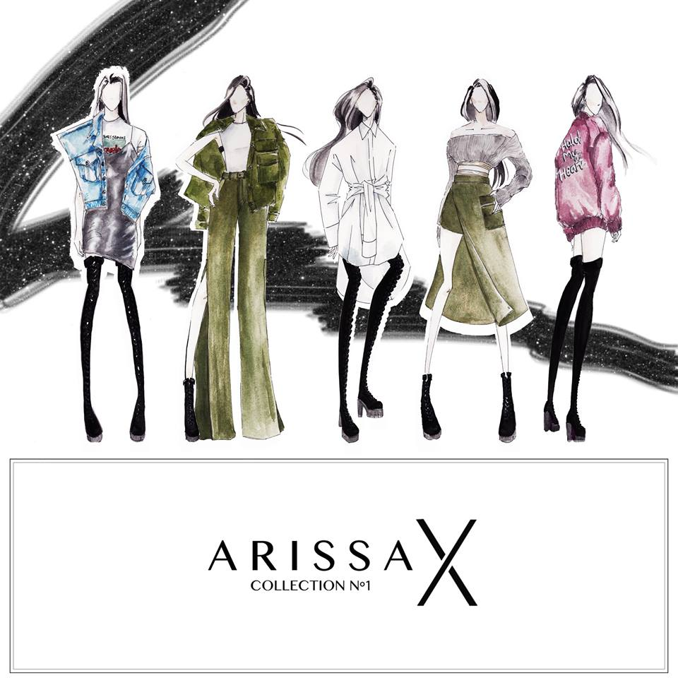 ARISSA X Collection Nº 1 – RUNWAY