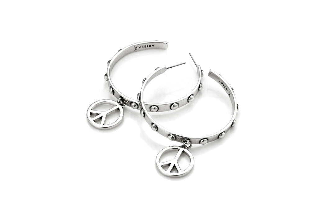 HENDRIX Earrings (Silver)