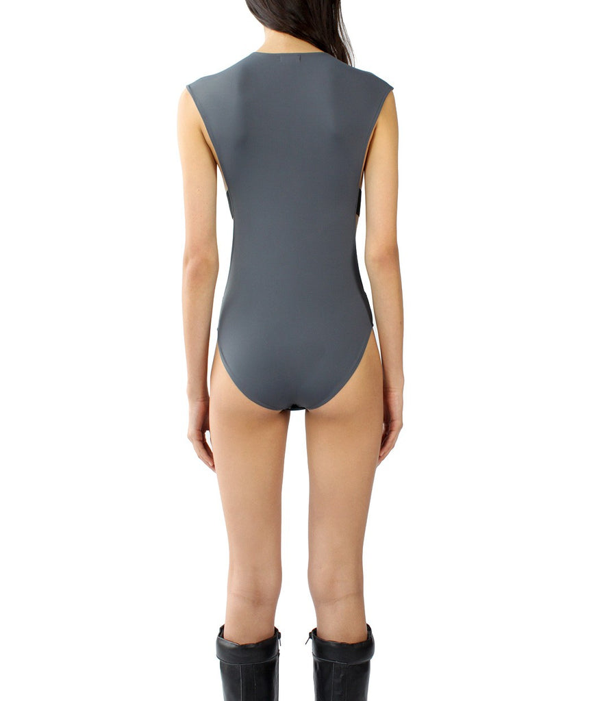 NICO Bodysuit (Dark Grey)