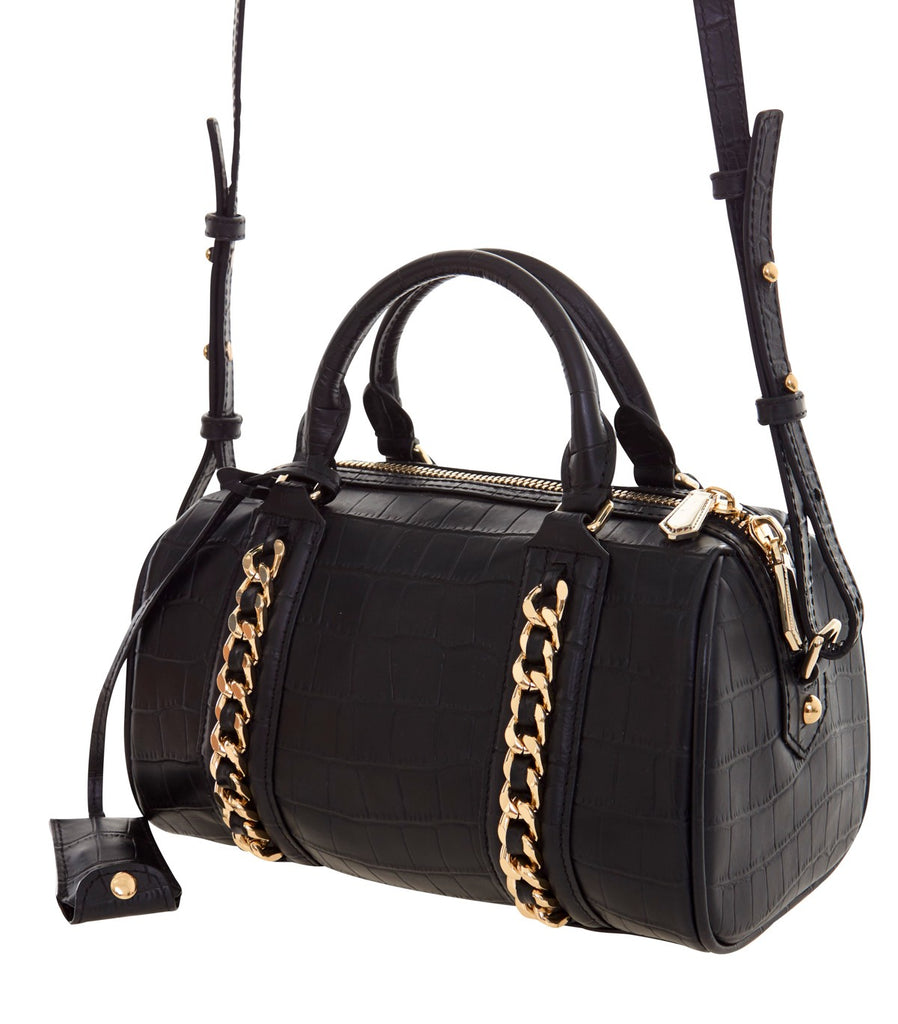 ARISSA X HANSHSU Chain Bag (Black)