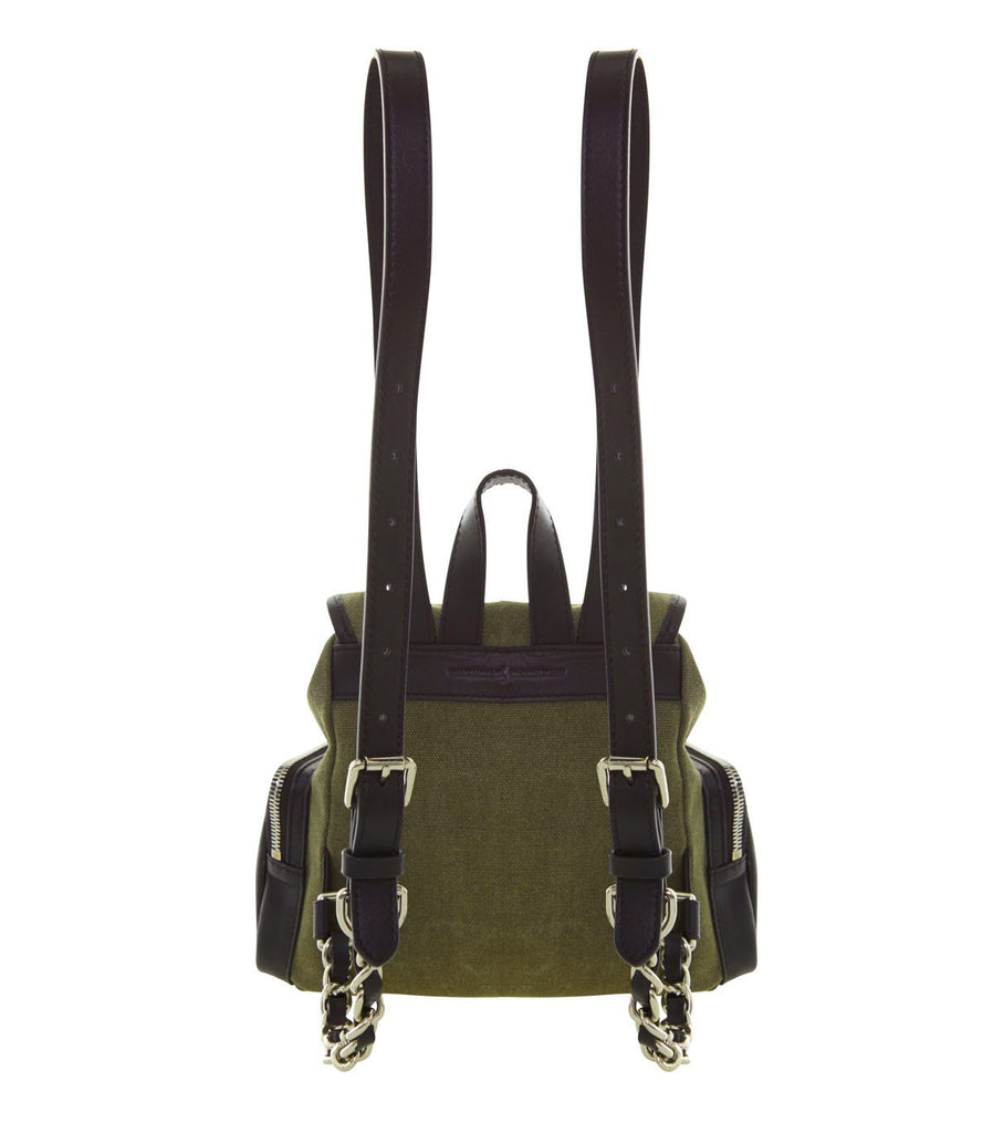 ARISSA X HANSHSU Backpack (Army Green)
