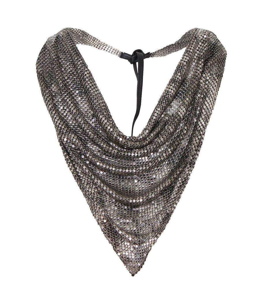 MICK Bandana Chainmail Necklace