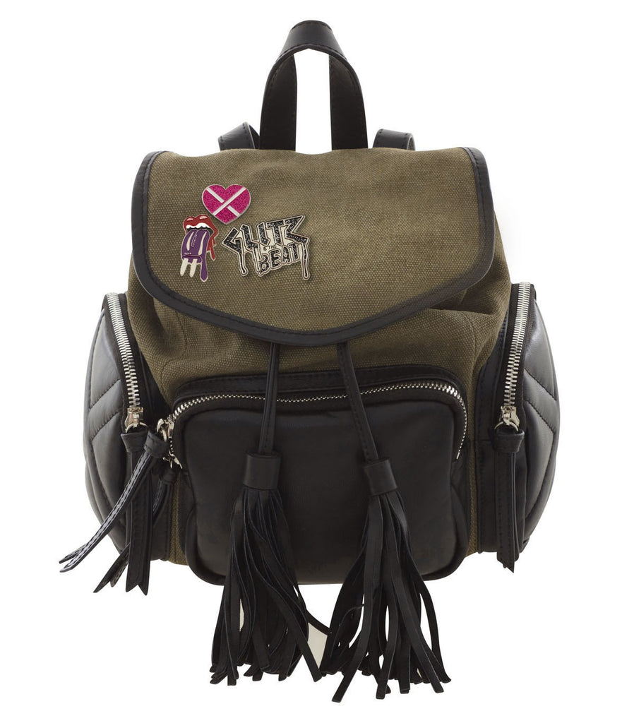 ARISSA X HANSHSU Backpack (Sahara Brown)