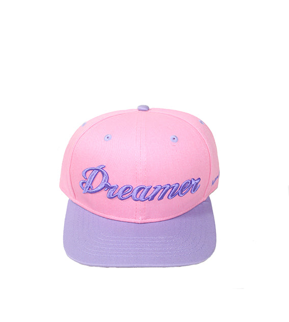 S.H.X CANDY FLOSS PINK/LILAC TWO-TONE DREAMER CAP