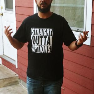 Straight Outta Options - Anonymous
