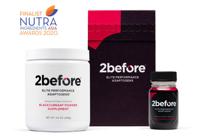 FINALIST - 2before™ Asia Sports Nutrition Product of the Year.