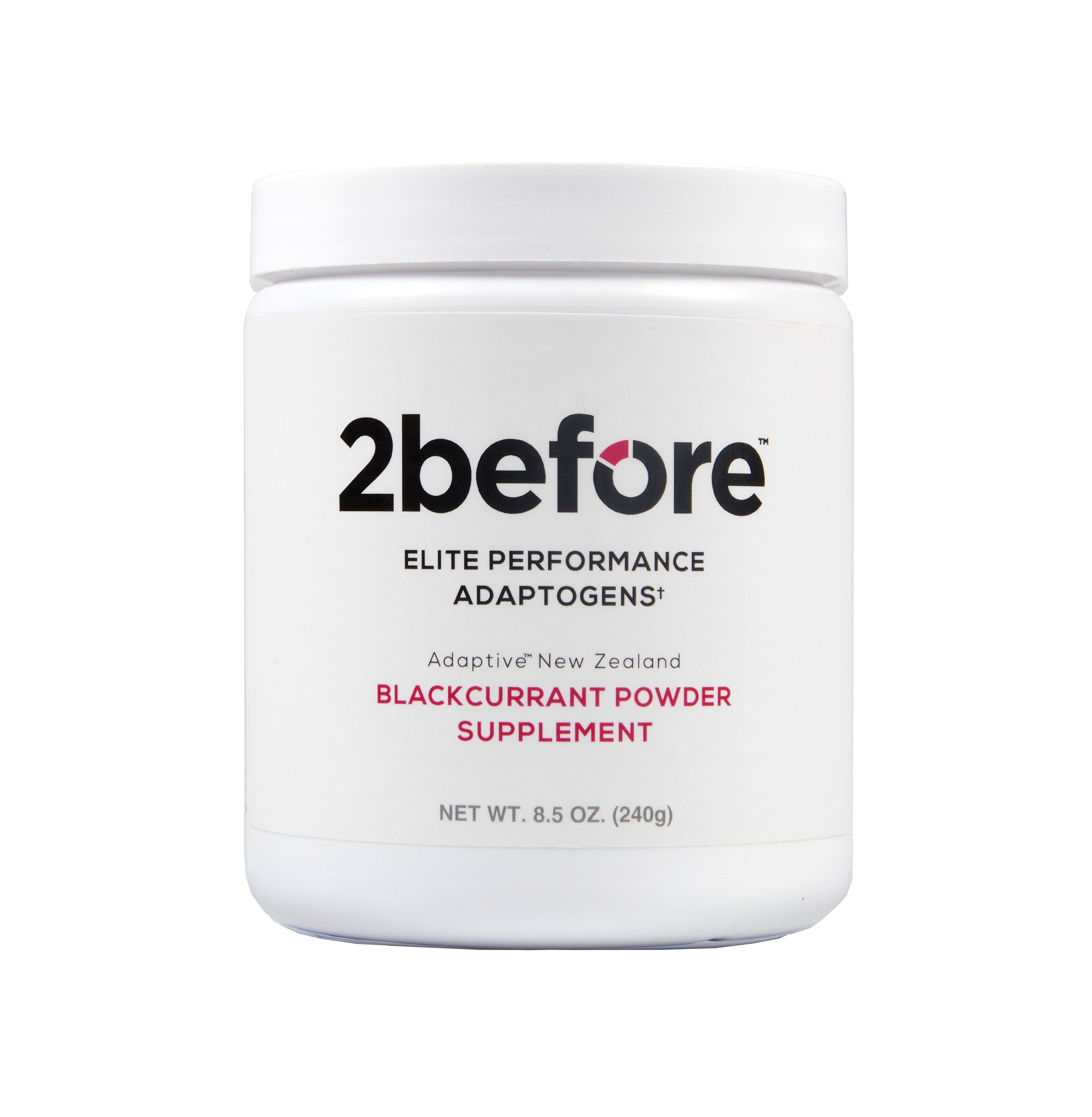 2before™ Blackcurrant Powder