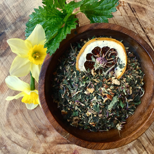 Green Up | Herbal Tea Blend