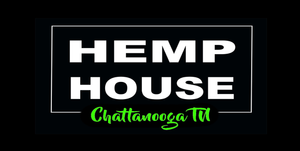 Hemp House Chattanooga TN Logo