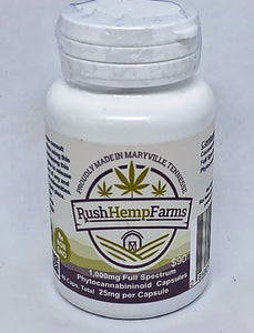 Rush Farms - Capsules