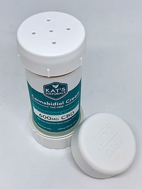 Kat's Naturals Professional Strength CBD Cream