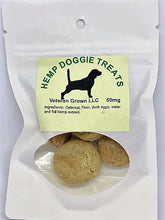 Veteran Grown - Hemp Dog Treats