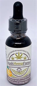 Delta-8 and CBD tincture