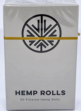 Load image into Gallery viewer, Hemp Rolls - Hemp Cigarettes