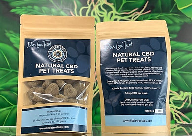 Natural CBD Pet Treats