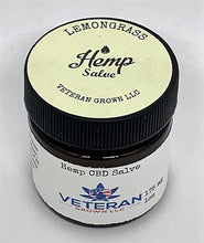 Veteran Grown - Pain Salve 1oz/175mg