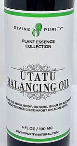 Utatu Shower Oil | Divine Purity