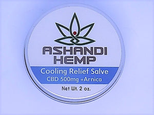 Ashandi Hemp Salve