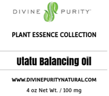 Utatu Shower Oil | Divine Purity - Divine Purity - Madden Enterprises