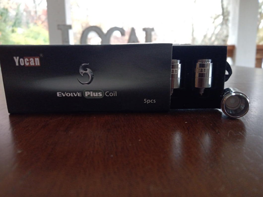 YoCan - Evolve Plus Coil - Yocan - Madden Enterprises