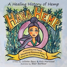 """Hana Hemp"" Book - Callie & Friends - Madden Enterprises"