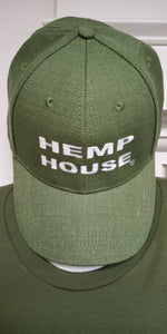 Hemp House Ballcap - Madden Enterprises - Madden Enterprises