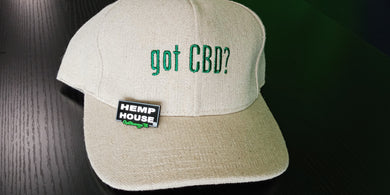 Hemp House Hat Pin - Madden Enterprises - Madden Enterprises
