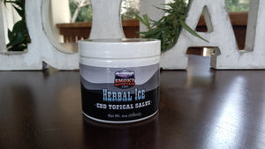 Smoky Mtn - Herbal Ice Salve - Smoky Mountain - Madden Enterprises