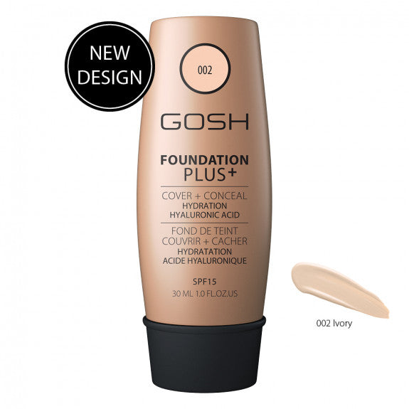 GOSH FOUNDATION PLUS+