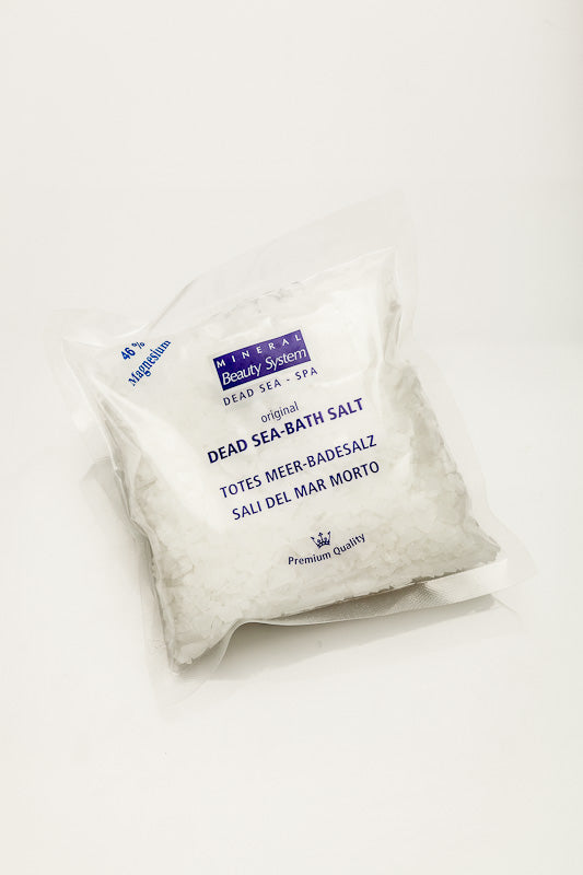 MINERAL BEAUTY SYSTEM DEAD SEA SALT 46% MAGNESIUM 6501