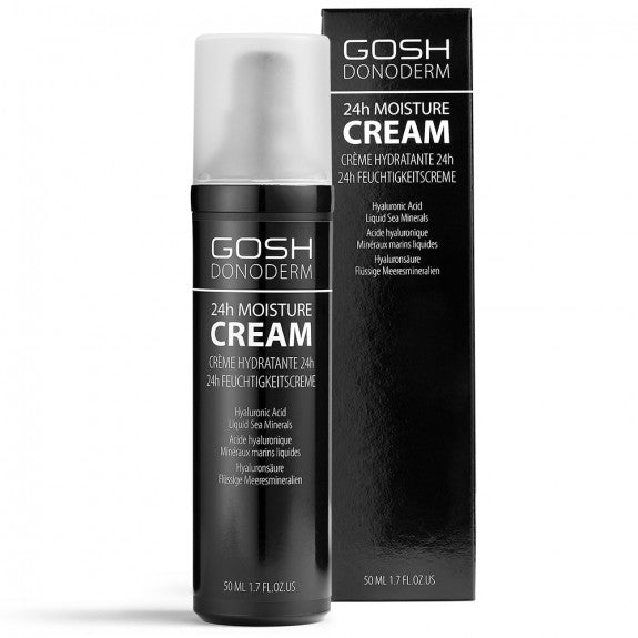 GOSH DONODERM 24H MOISTURE CREAM 50ML 123567